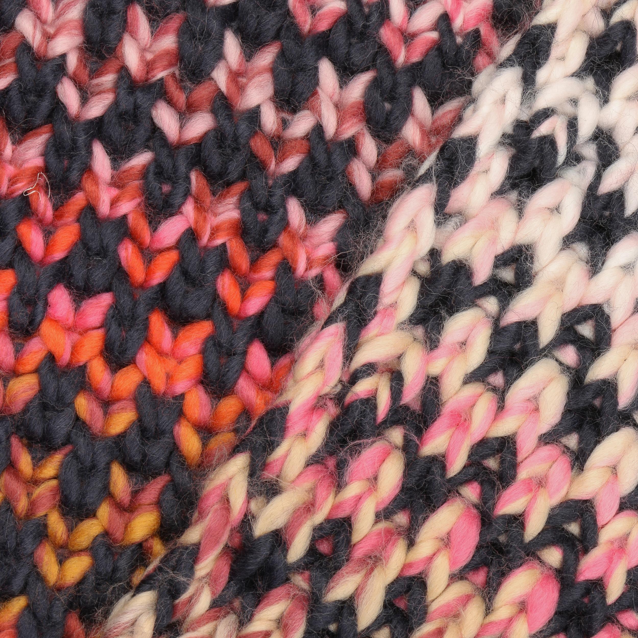 171ad499434 ... Écharpe Nicole by Barts - bleu foncé 3 ...