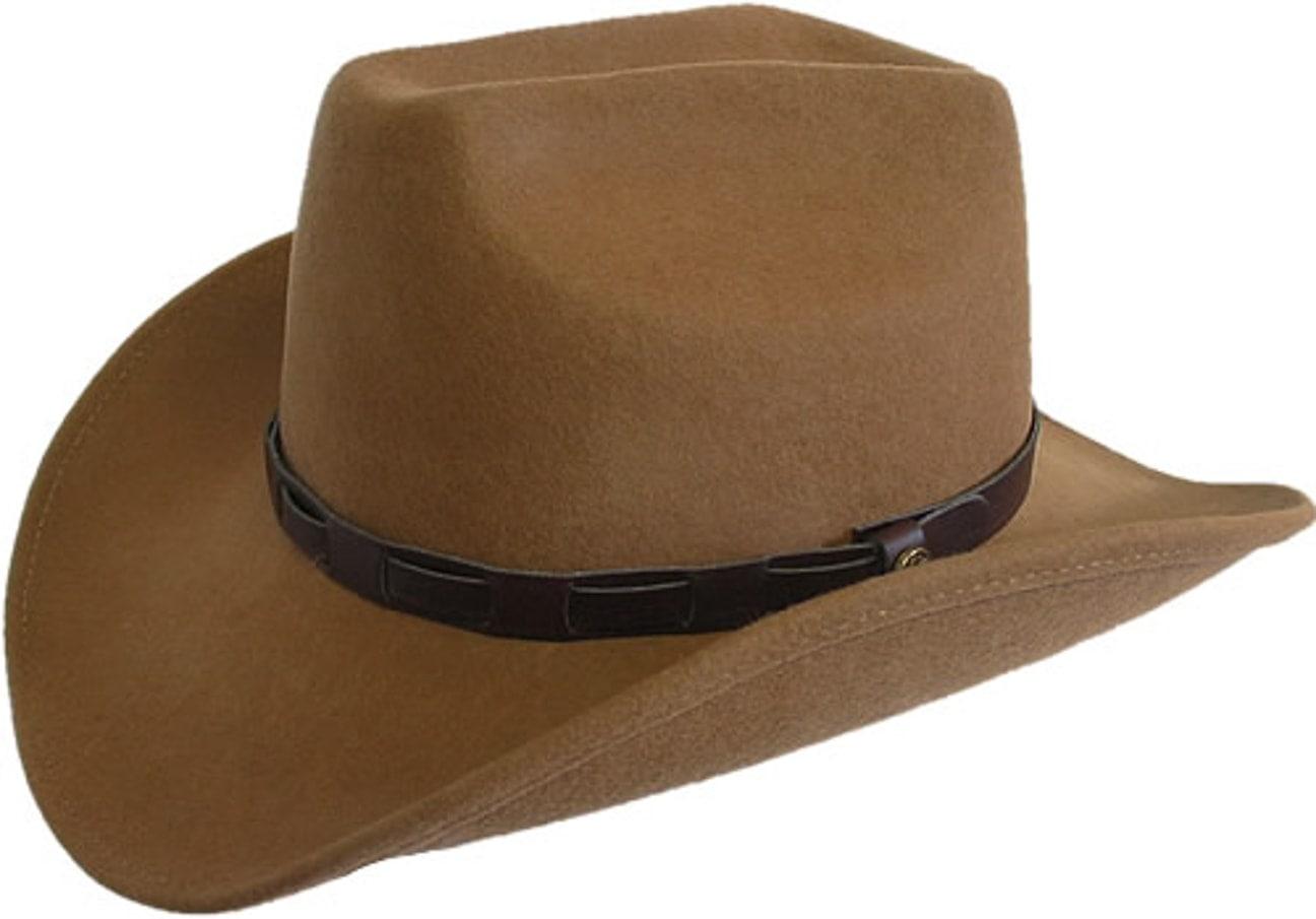 Chapeau Bill Cody Western by Lipodo  chapeau de feutre