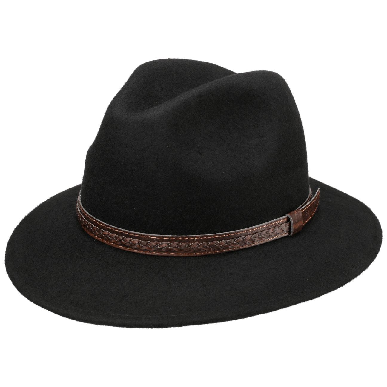 Chapeau Kentucky en Laine by Lipodo  chapeaux pour homme