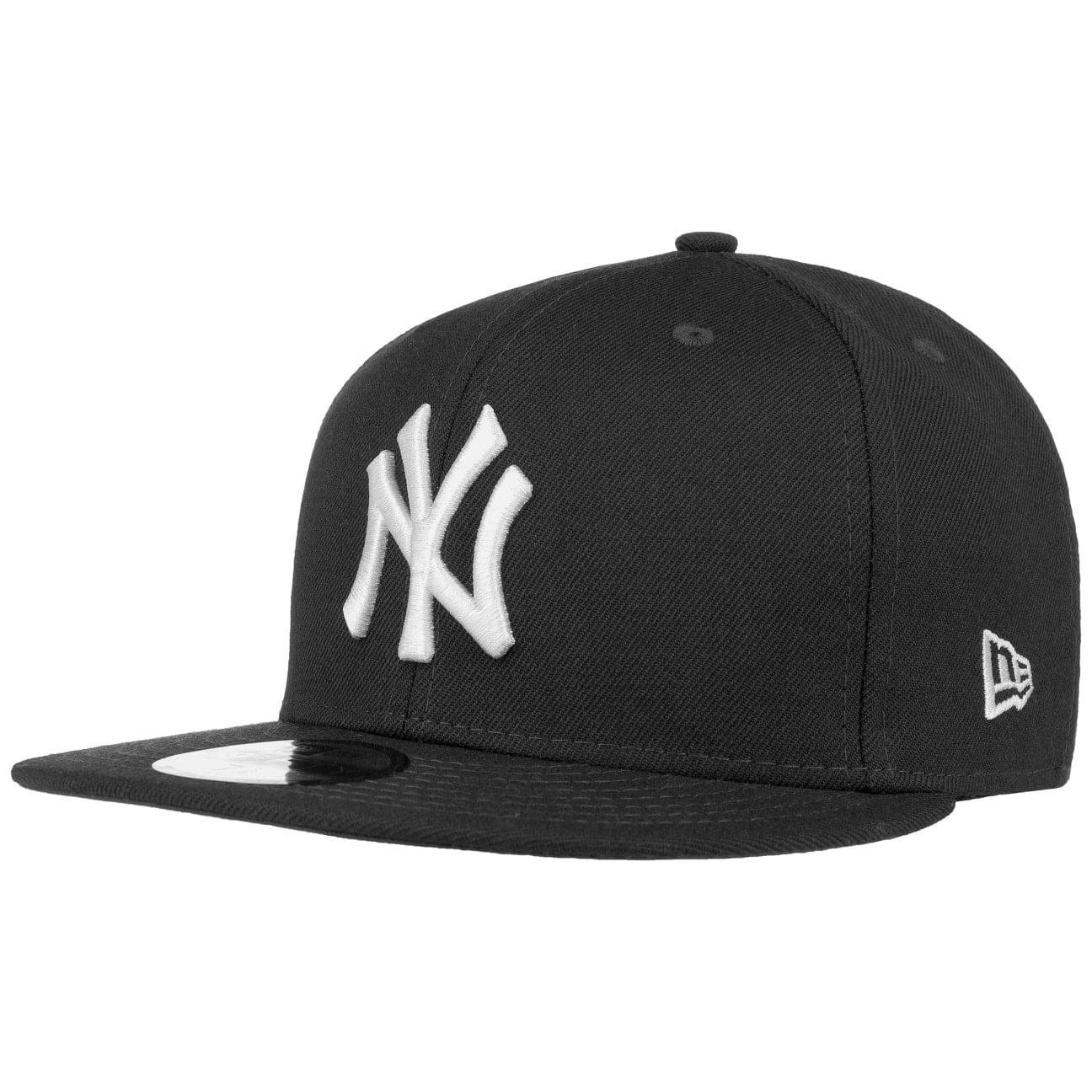 59Fifty MLB Basic NY Cap by New Era Flatbirm