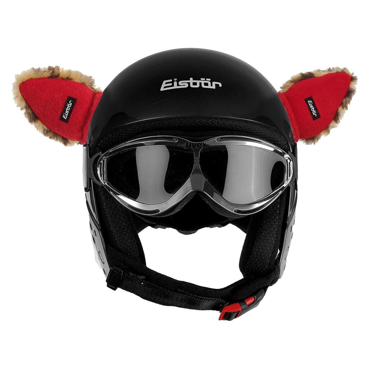 Oreilles pour Casque de Ski by Eisbär  casque de skieur
