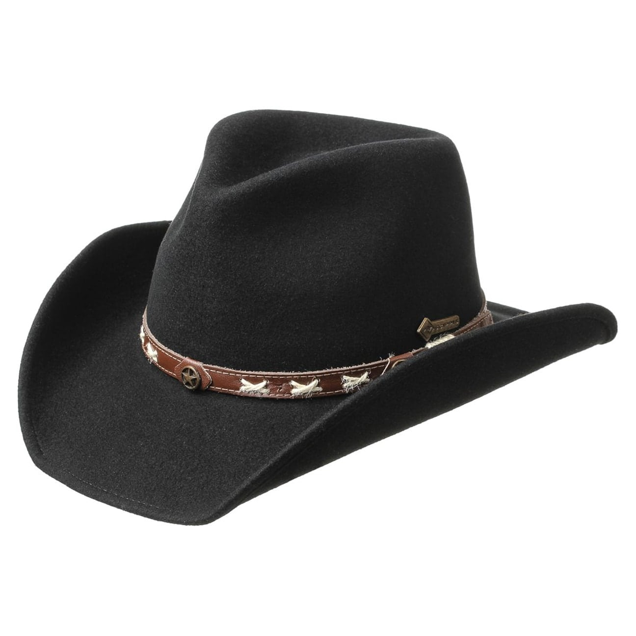 Chapeau Smokey Ranger by Scippis  chapeau en laine