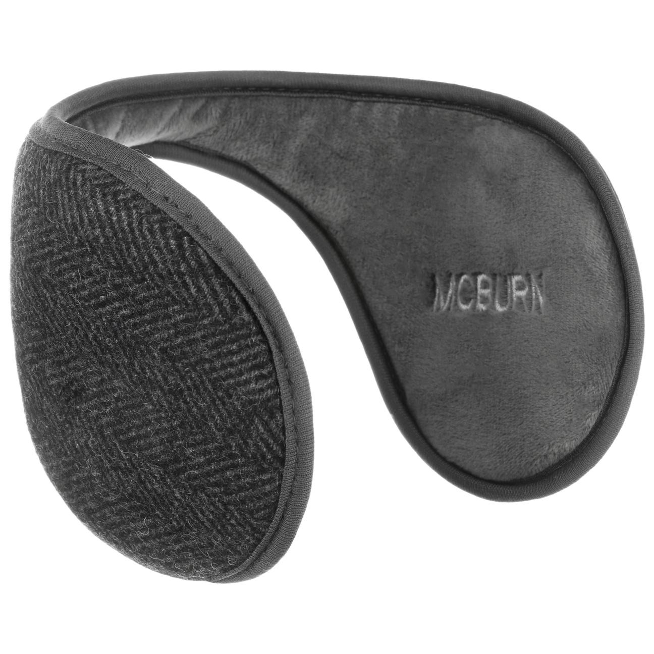 Oreillettes Herringbone by McBURN  cache-oreilles