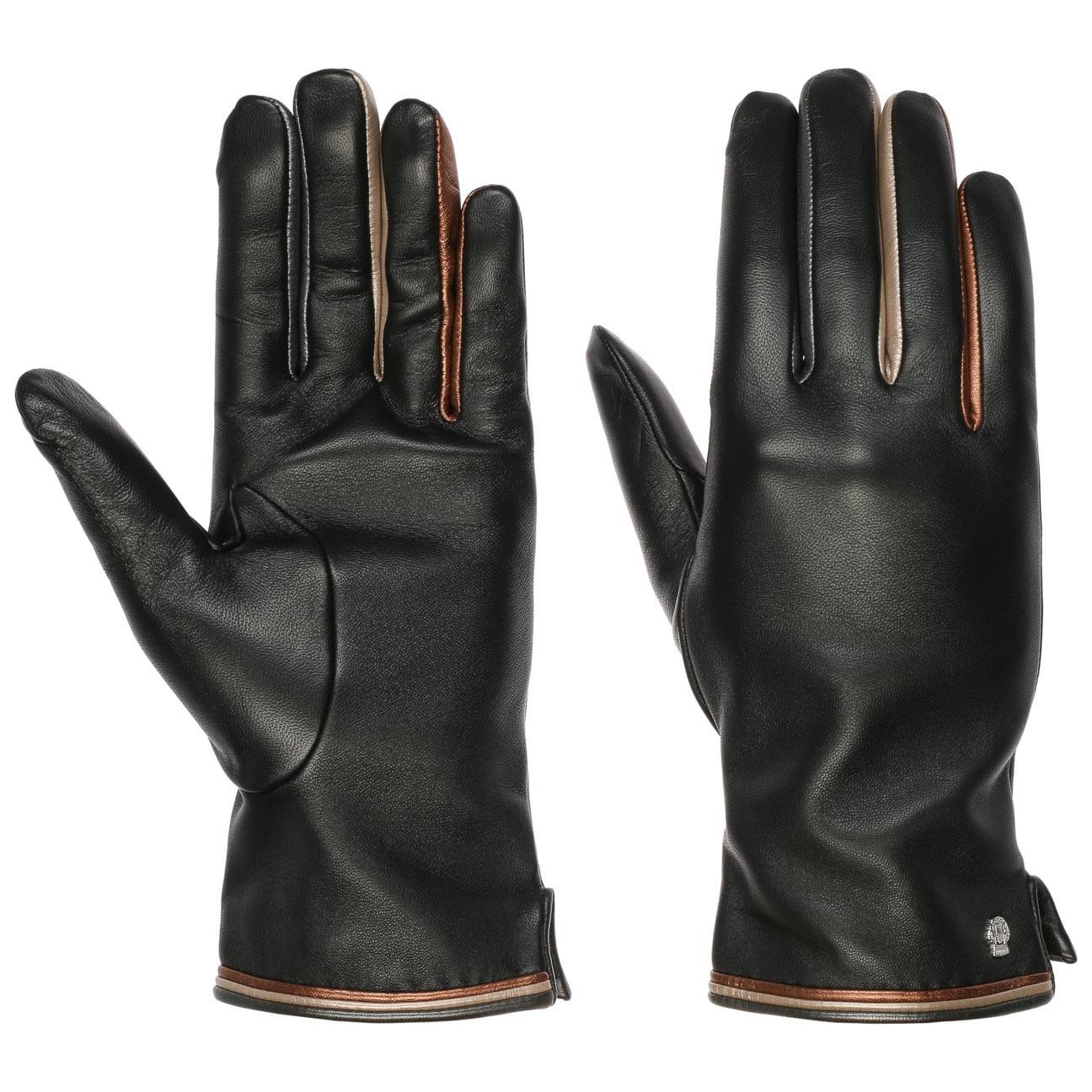 Gants pour Femme Cuir by Roeckl  gants avec dogits