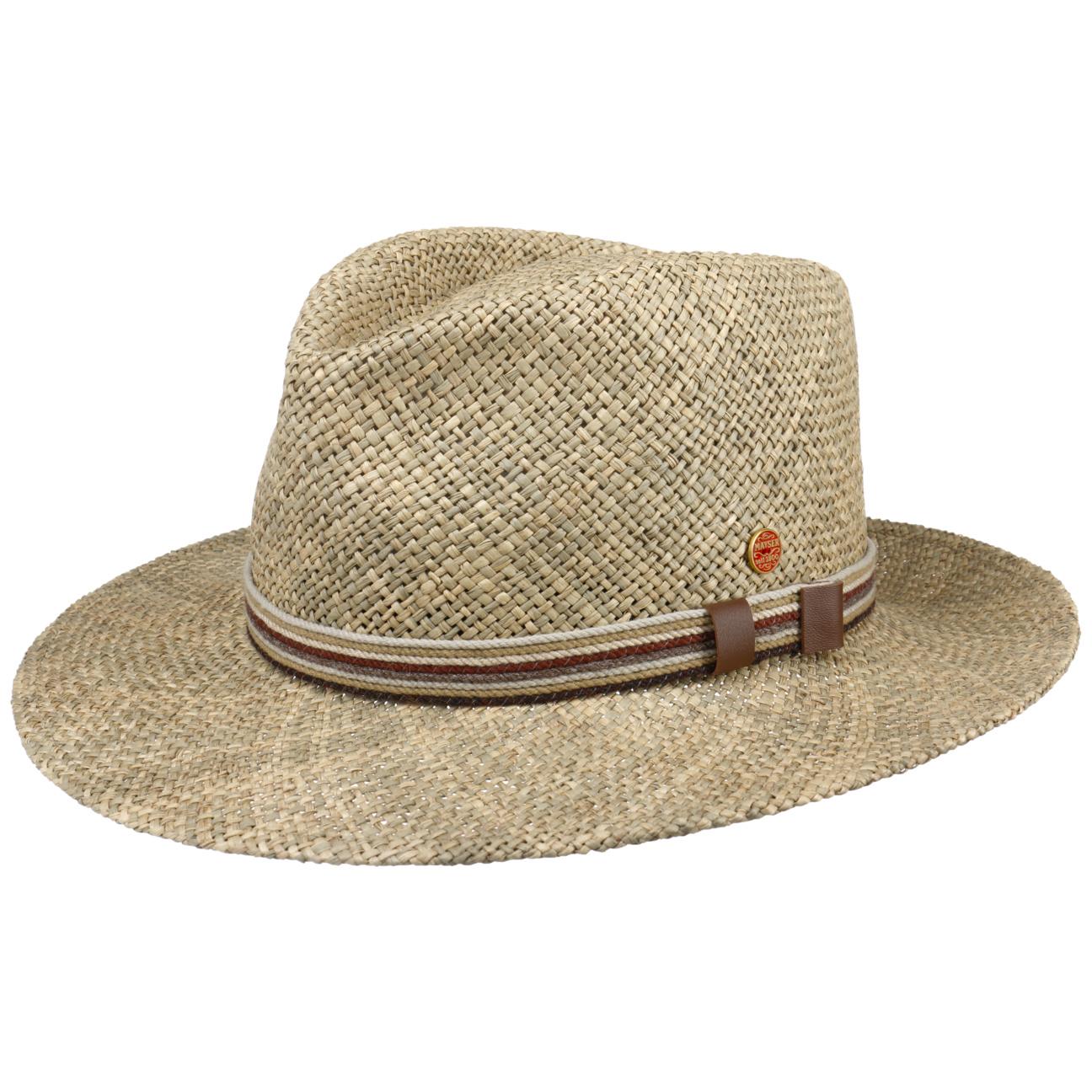 Chapeau Calas en Paille by Mayser  chapeau d`extérieur