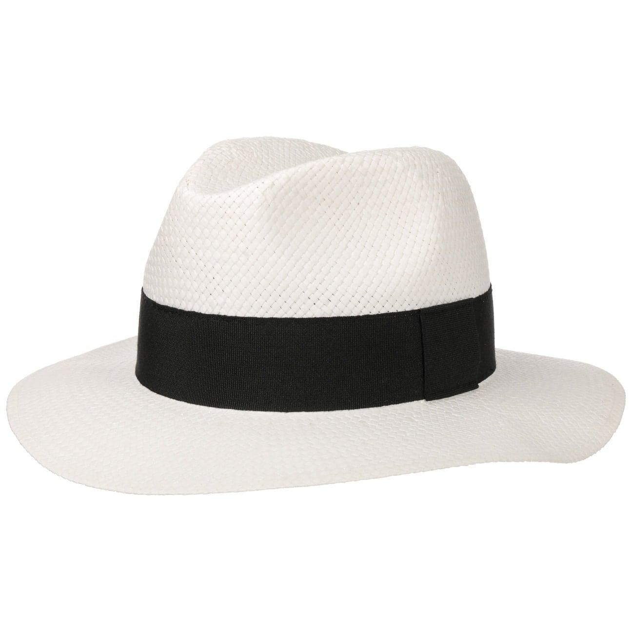 Chapeau White Night Traveller by Lipodo  chapeau en paille