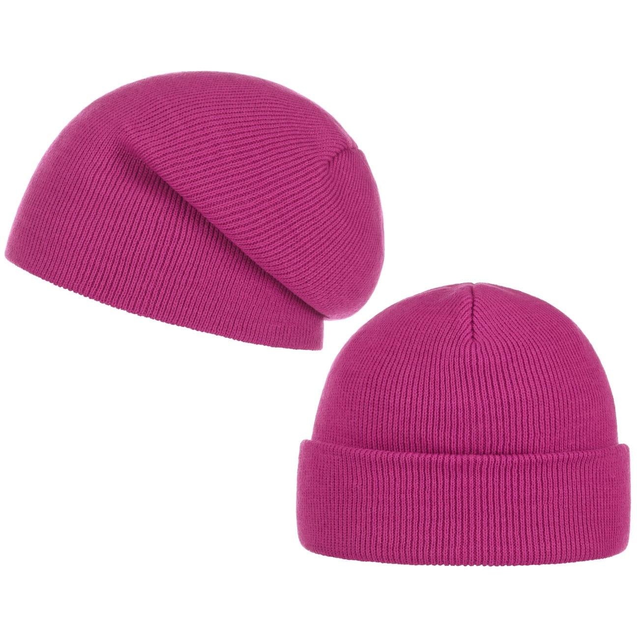 Bonnet Basic Oversize Beanie  Pull-On
