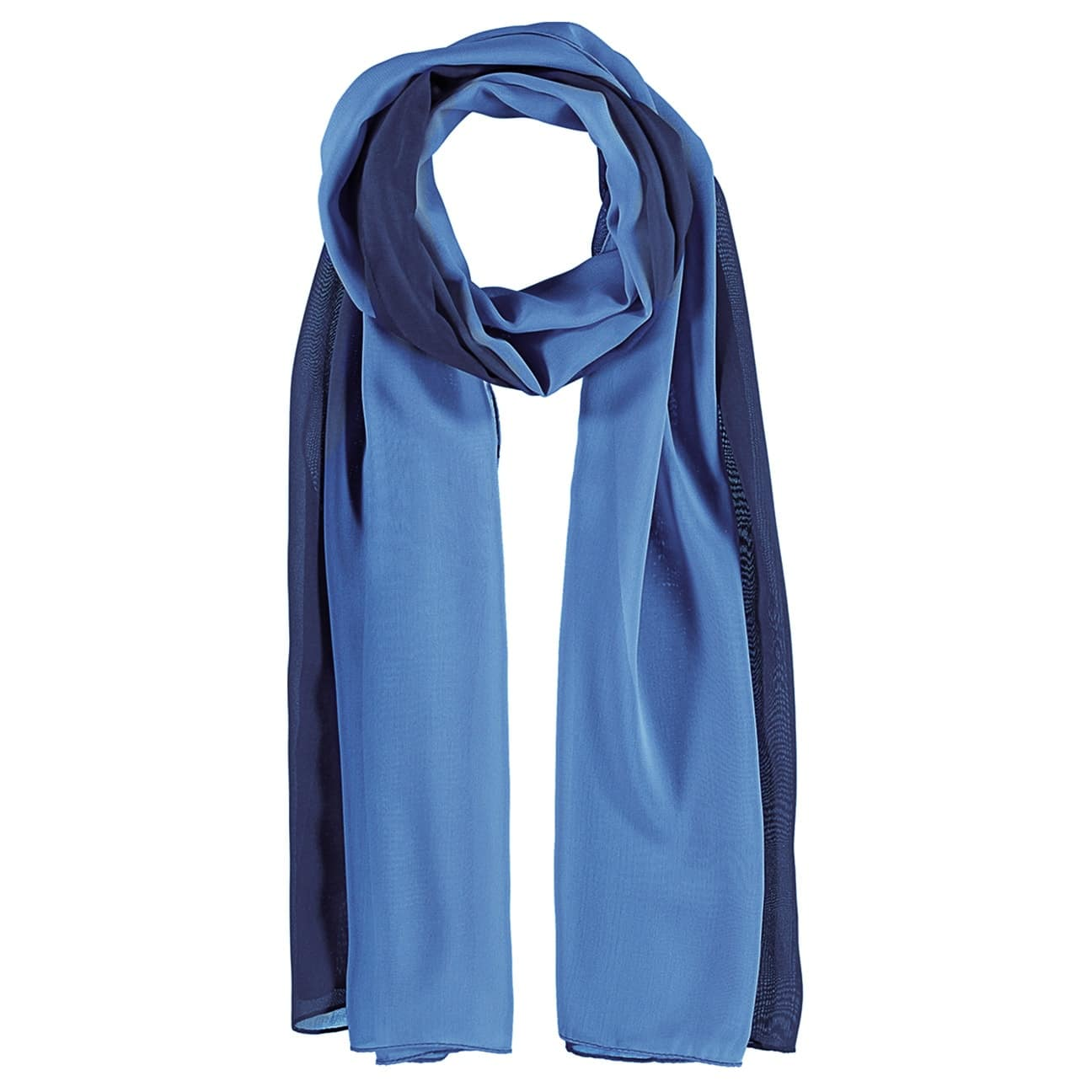 charpe Coloured Chiffon by Passigatti  foulard d't