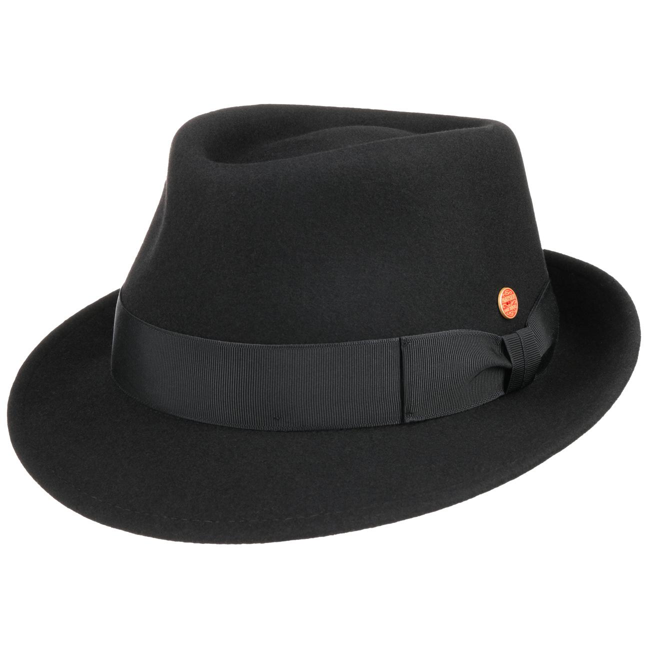 Chapeau Trilby Classique by Mayser  chapeau en laine