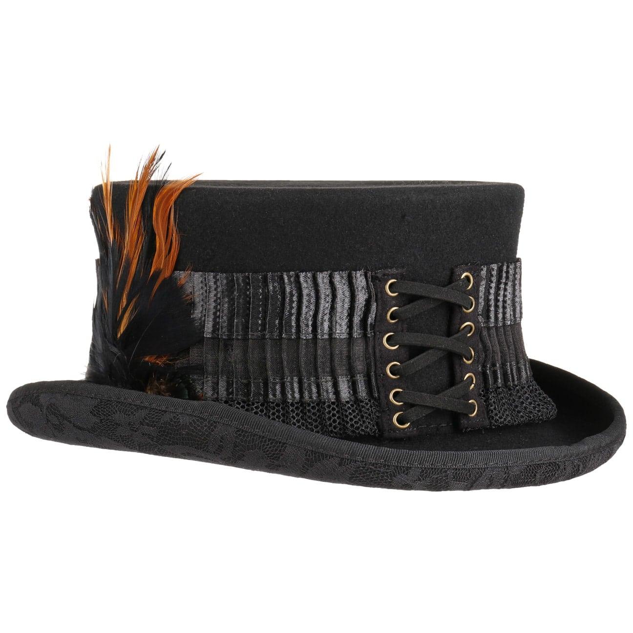 Haut de Forme London Lace by Conner  chapeaux de feutre