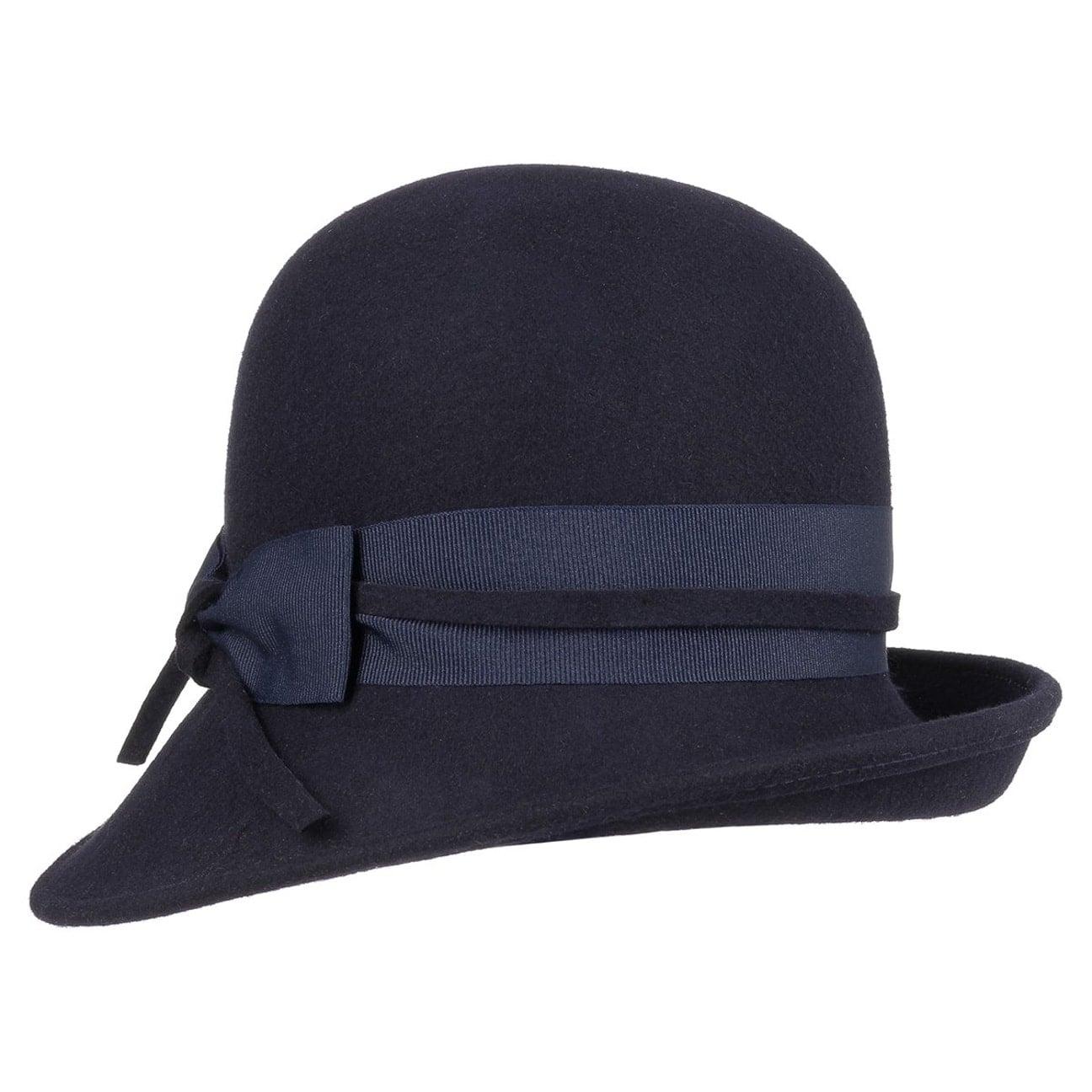Chapeau Cloche Vegenia by Bronté  chapeau en laine