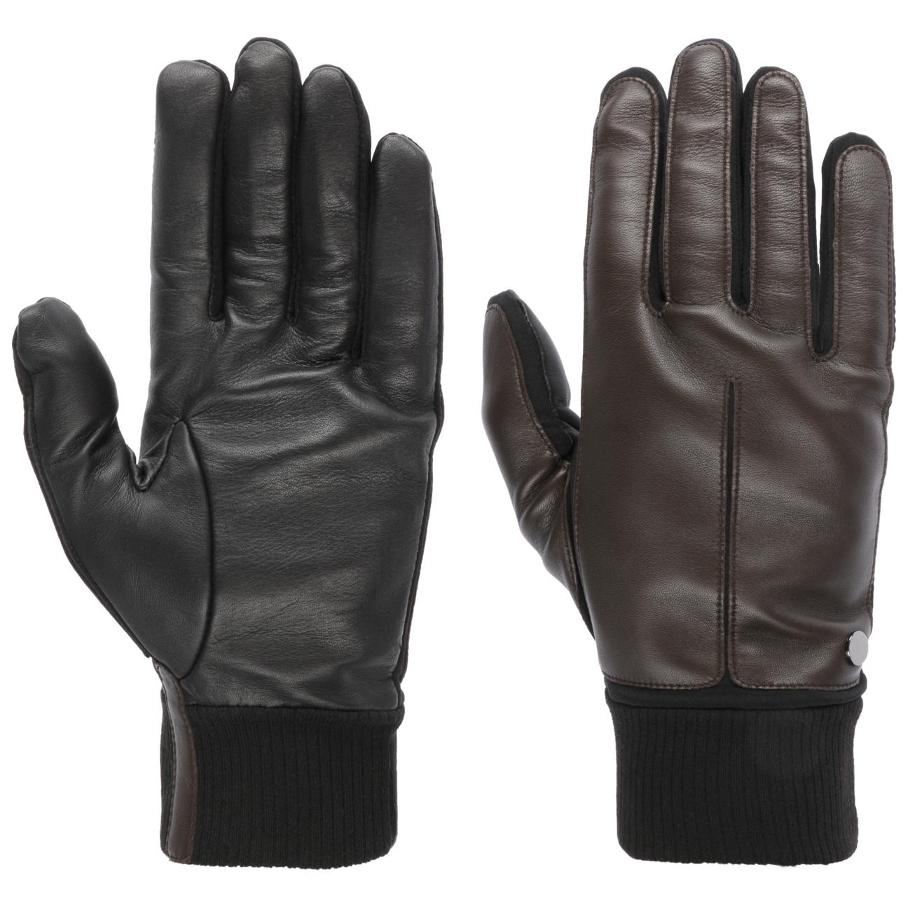 Gants Smartphone Peau de Mouton by Roeckl  paire de gants hiver