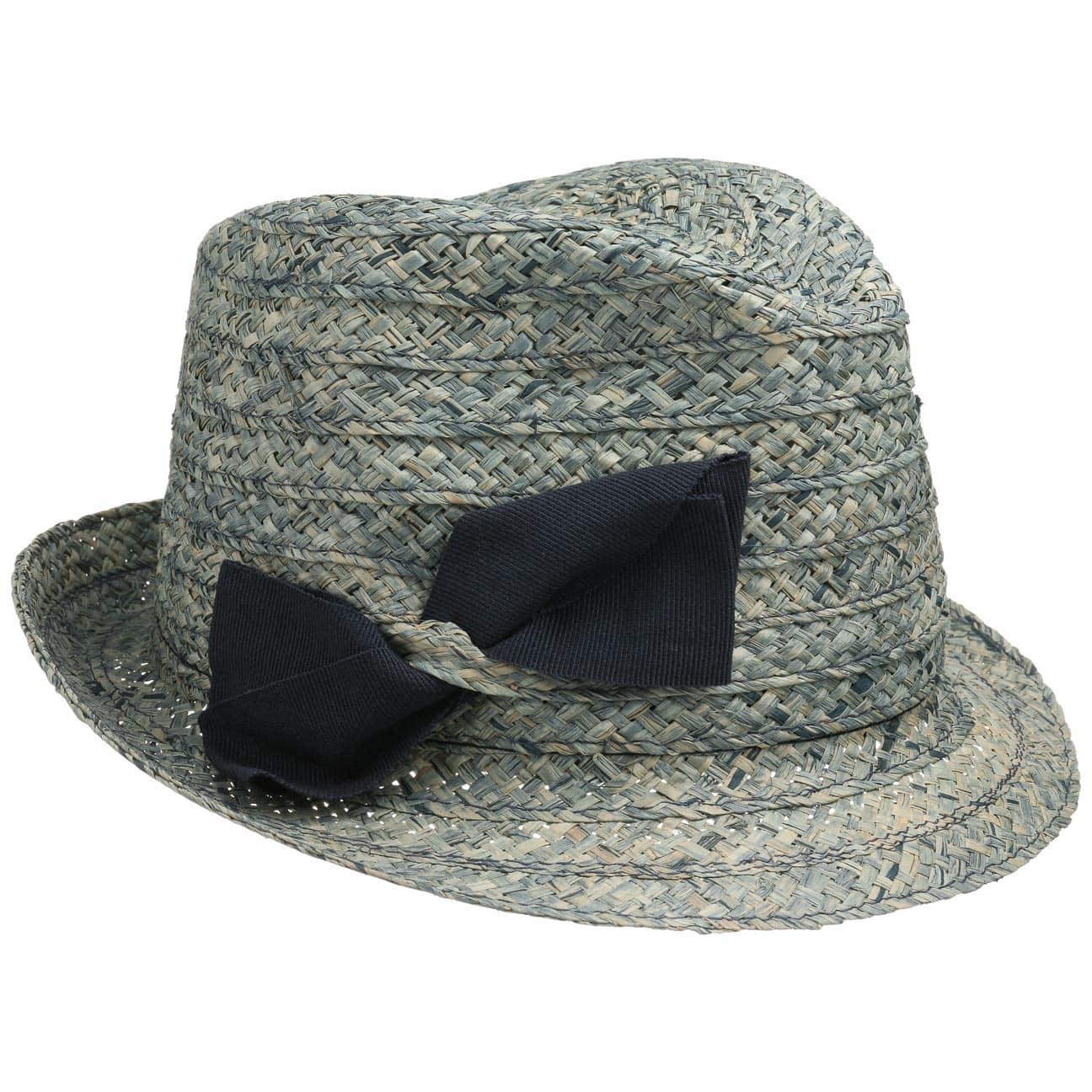 Chapeau Raphia Trilby by bedacht  chapeau dété