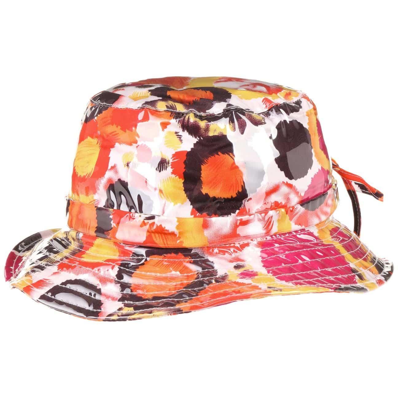 Chapeau de Pluie Lets Rain by McBURN  chapeau en tissu