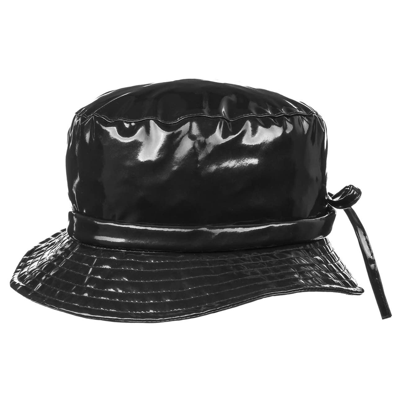 Chapeau Verni de Pluie by McBURN  chapeau laqué
