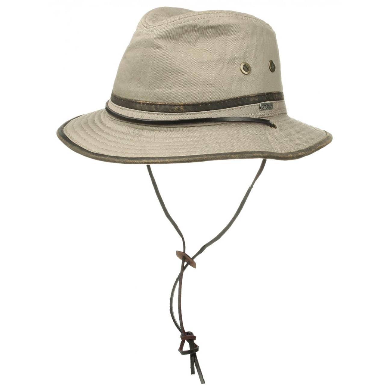 Chapeau Bamboobio Outdoor by Conner  chapeau aventurier
