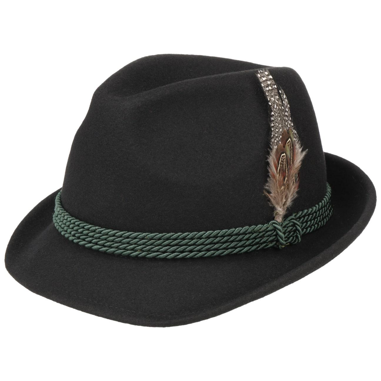 Chapeau Tyrolien pour Femme  chapeau randonneur