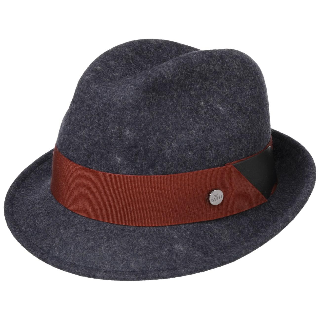 Chapeau Mélange Trilby by Lierys  chapeau de feutre