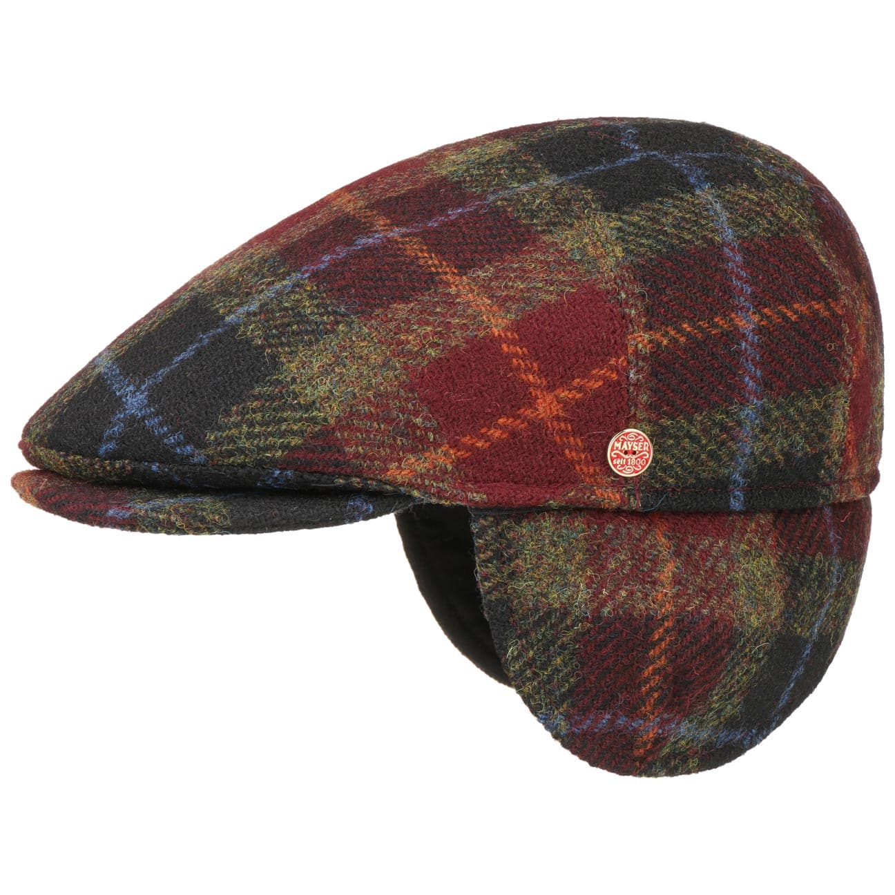 Casquette Simon Harris Tweed by Mayser  casquette