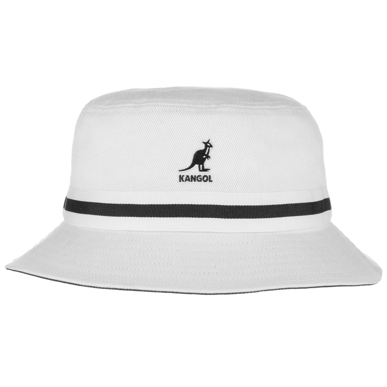 Chapeau en Coton Stripe Lahinch by Kangol  chapeau de pêche