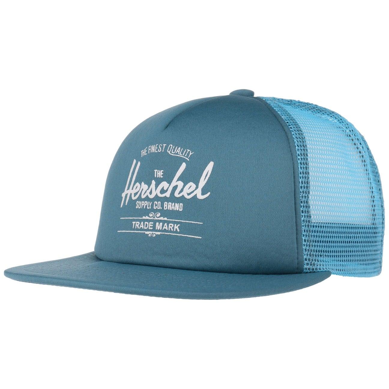 Casquette Whaler Mesh Flatbrim by Herschel  casquette hip hop