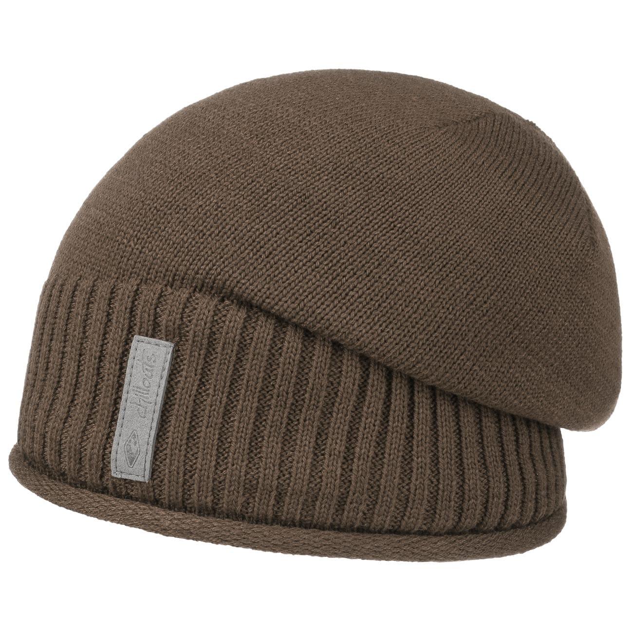Bonnet Etien avec Doublure by Chillouts  bonnet en tricot