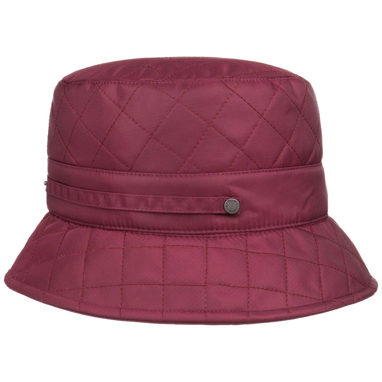 Chapeau pour Femme Quilted by Betmar  chapeau de pluie