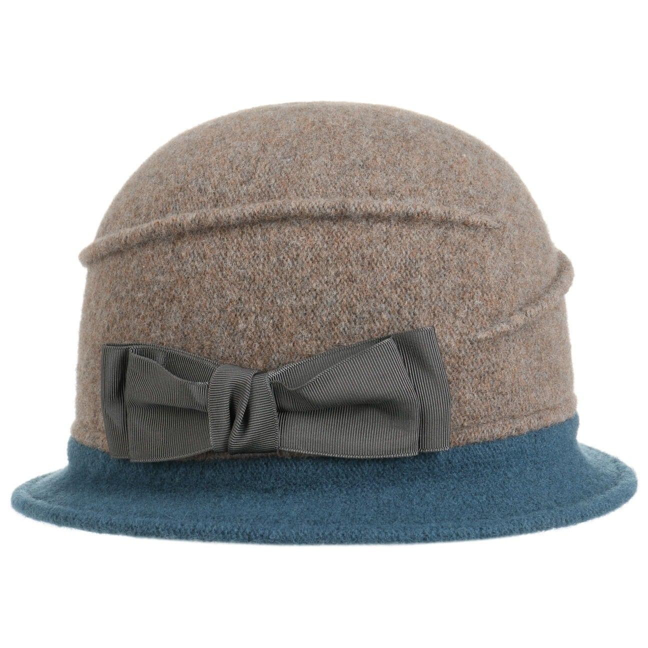 Bonnet en Laine Foulée Oretka by bedacht  chapeau en laine