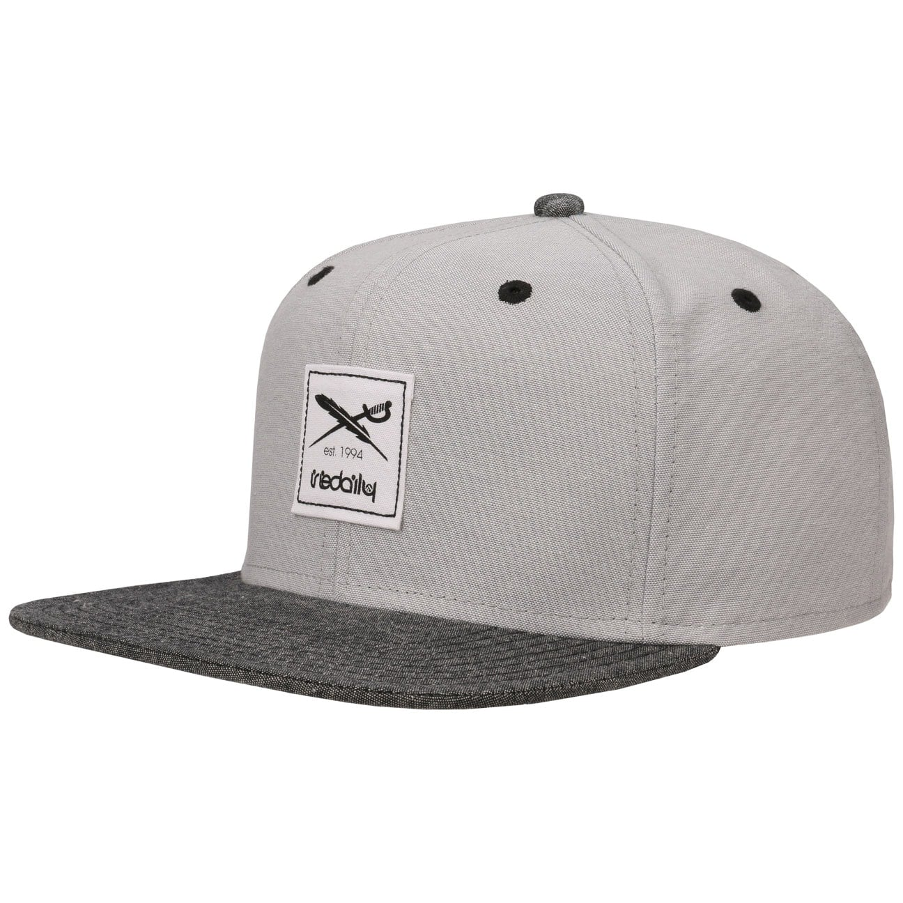 Casquette Flag Chambray by iriedaily  baseball cap