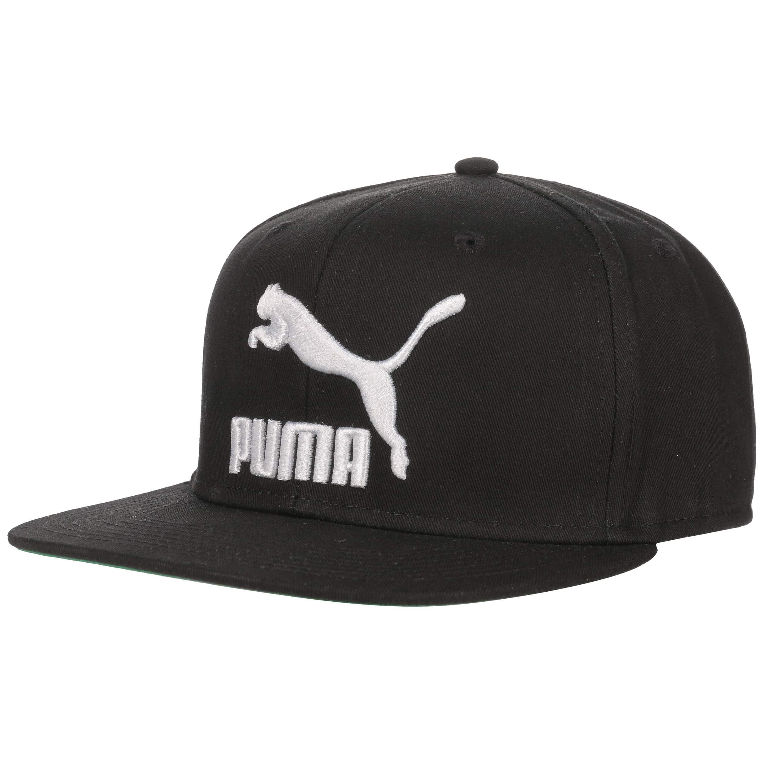 casquette puma noir