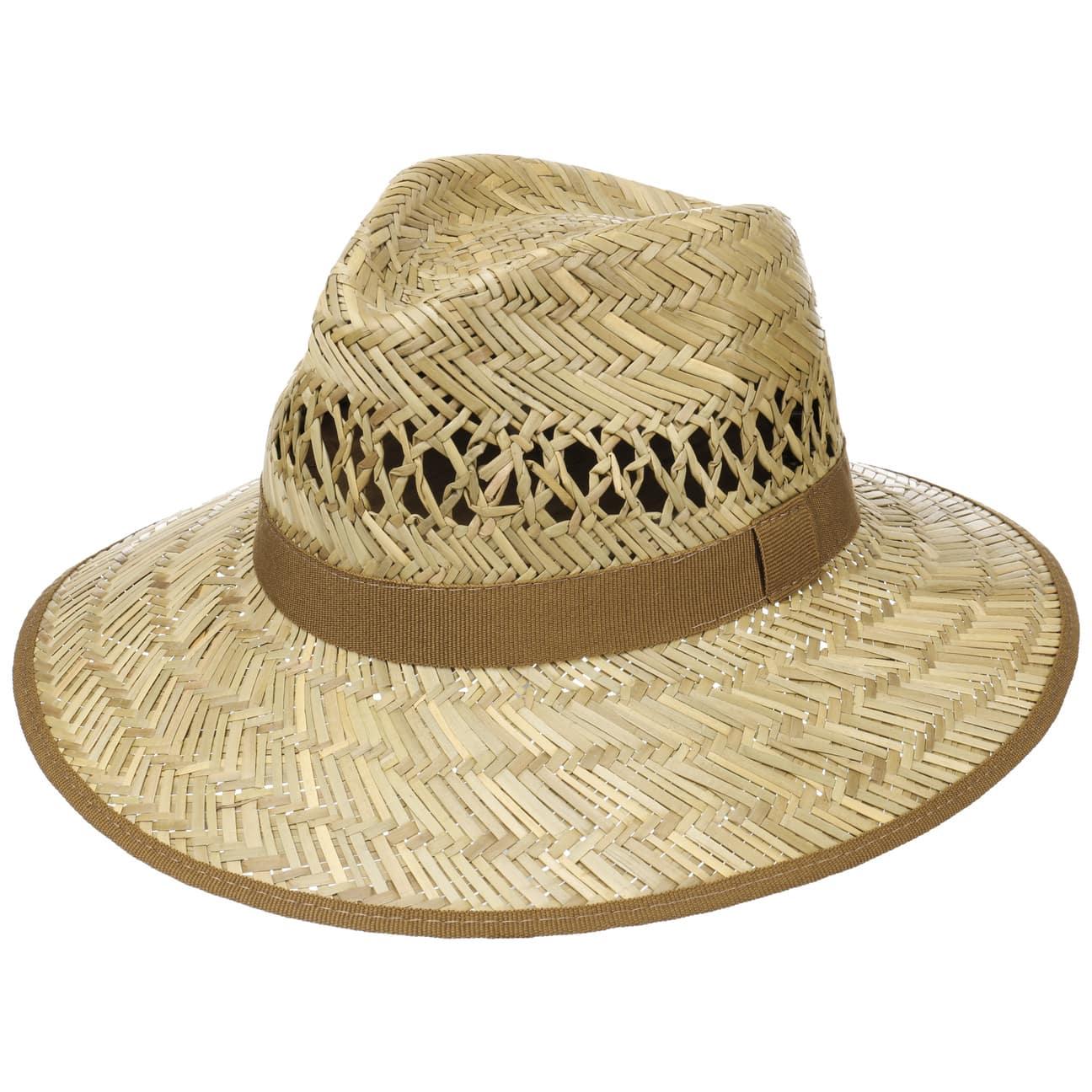Chapeau en Paille Big Brim Traveller by Lipodo  chapeau de plage