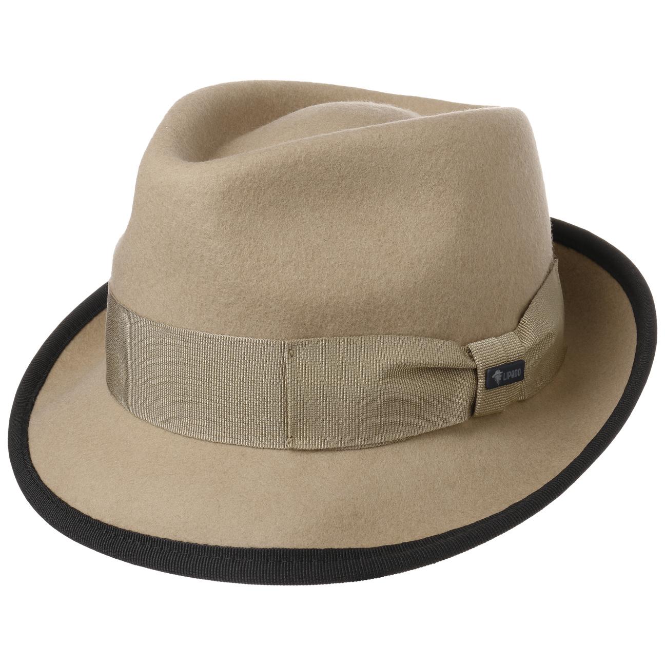 Chapeau de Feutre The Classic by Lipodo  chapeau en laine