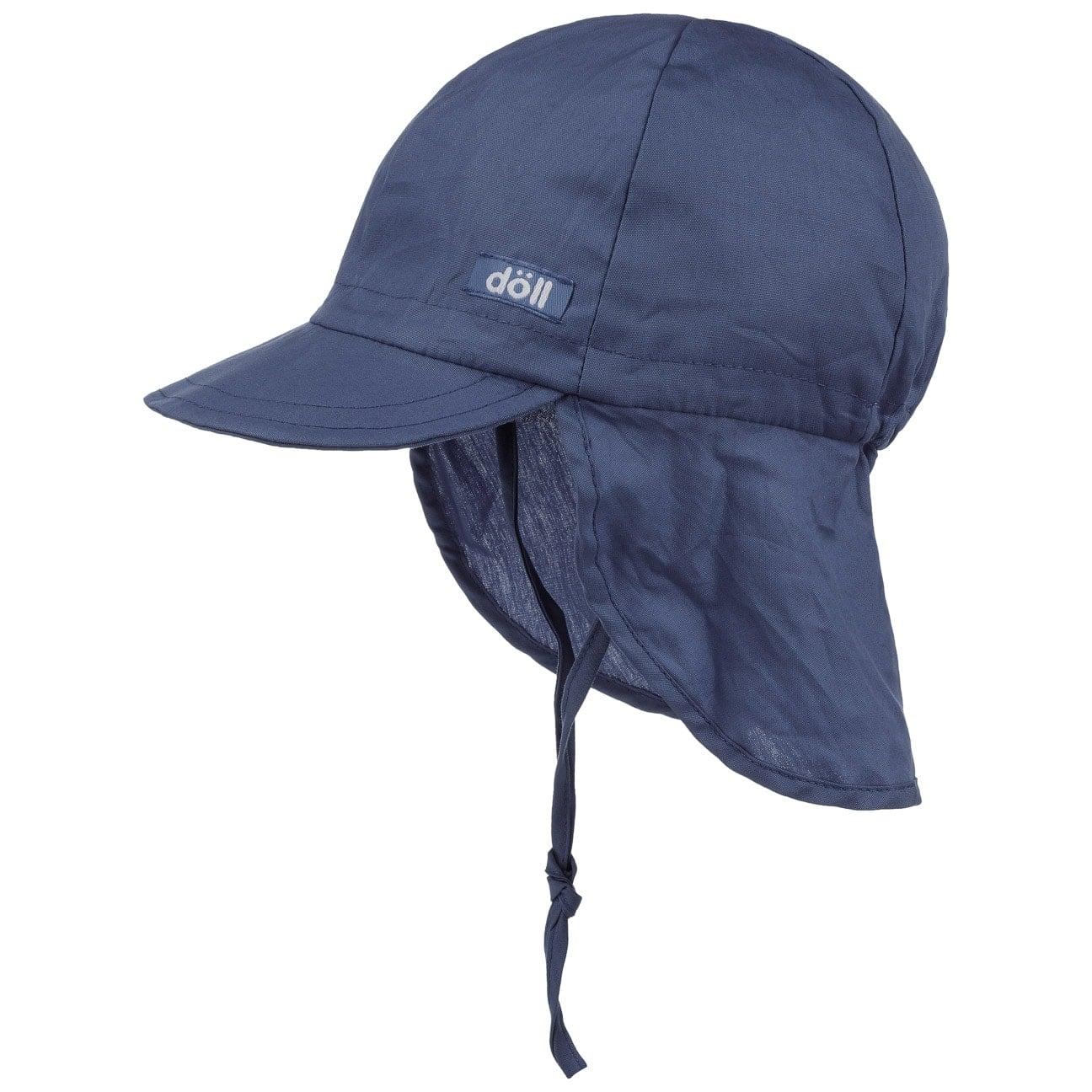Bonnet Uni avec Couvre-Nuque by Döll  casquette d`été