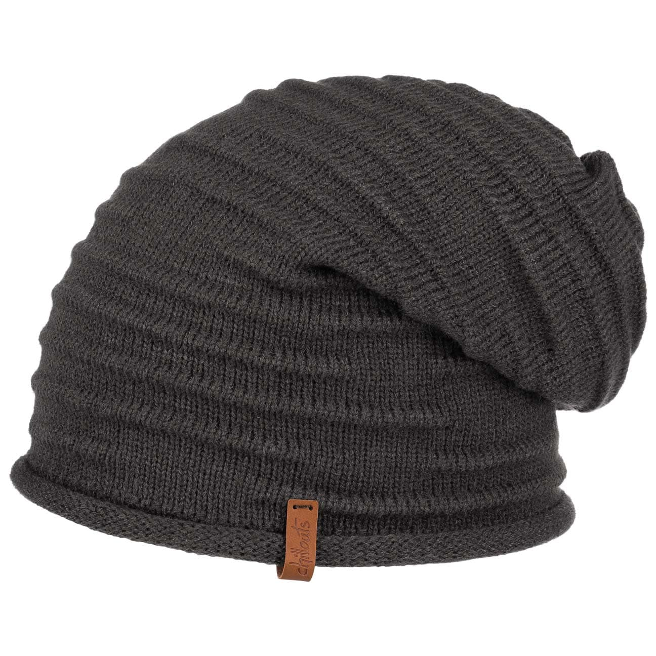Bonnet Aarony Long Beanie by Chillouts  bonnet de grande taille