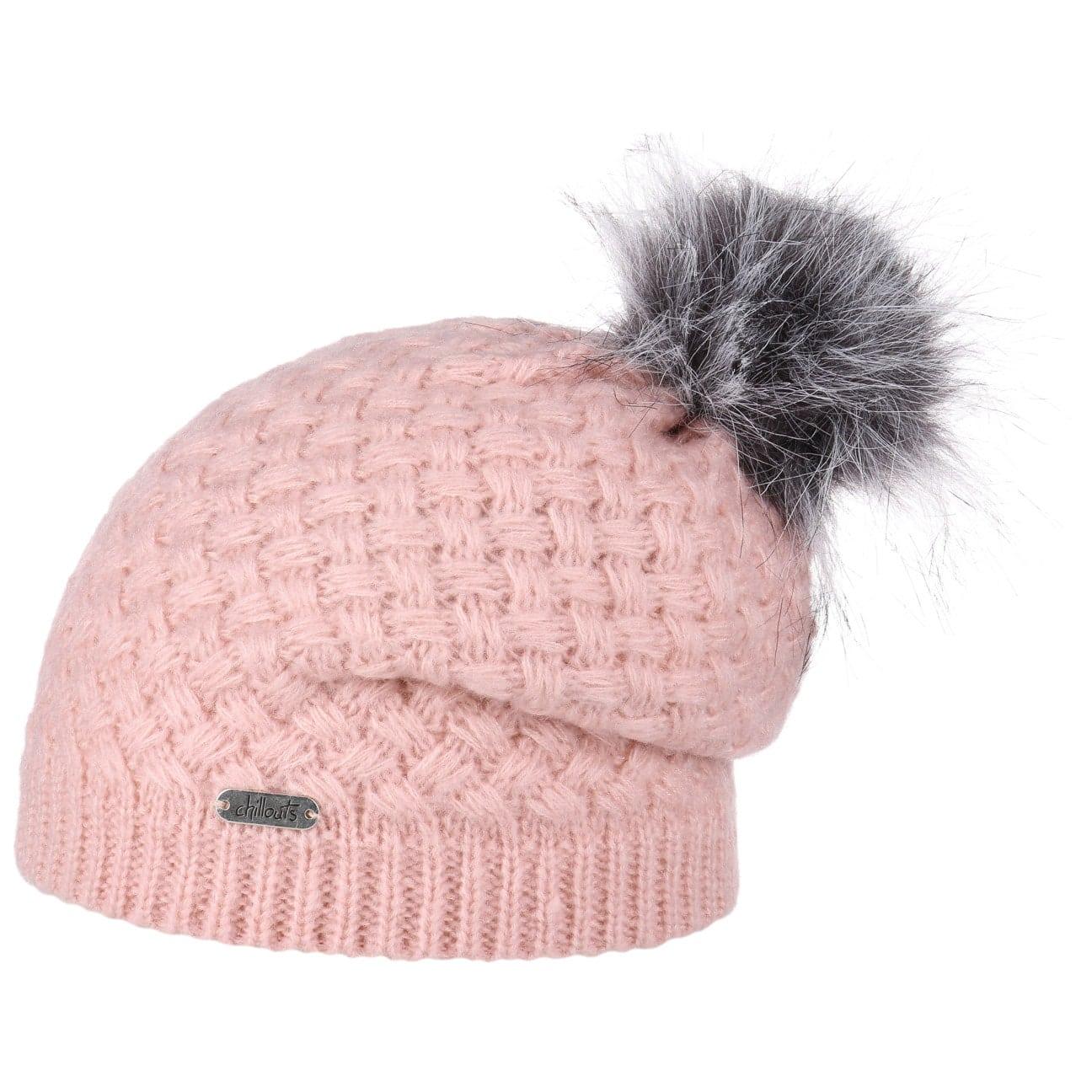 Bonnet à Pompon Felicy by Chillouts  bonnet en tricot