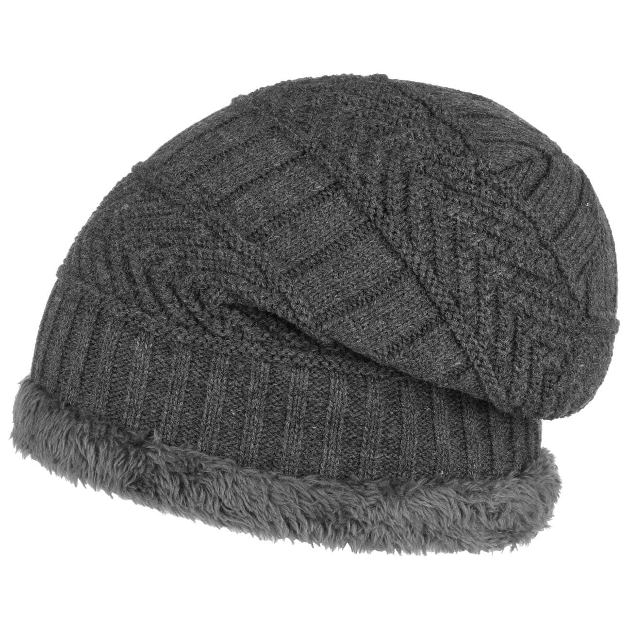 Bonnet Beanie avec Peluche by Lipodo  bonnet