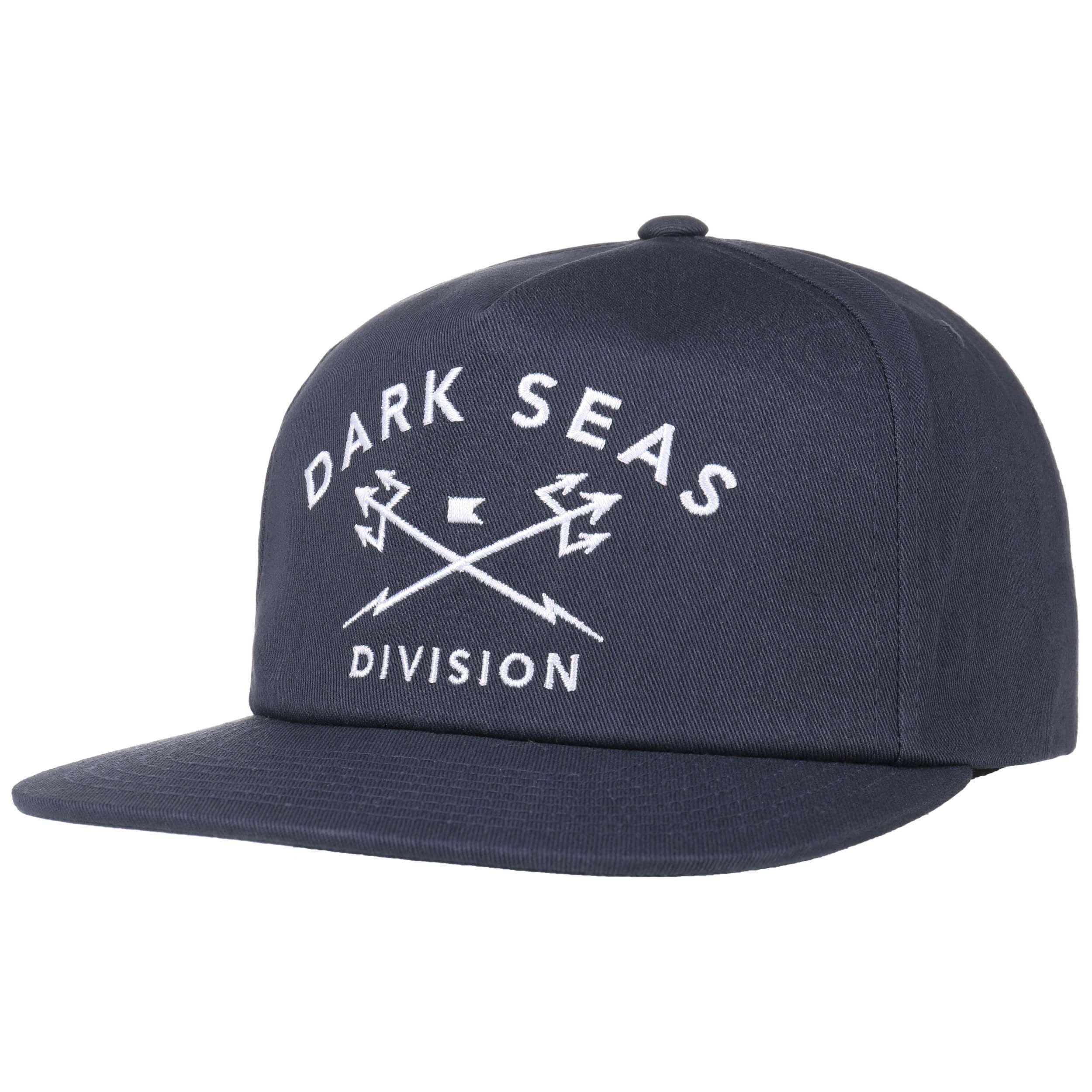 Snapback Cap Tridents by Dark Seas - 39,95 € e32eb9020173