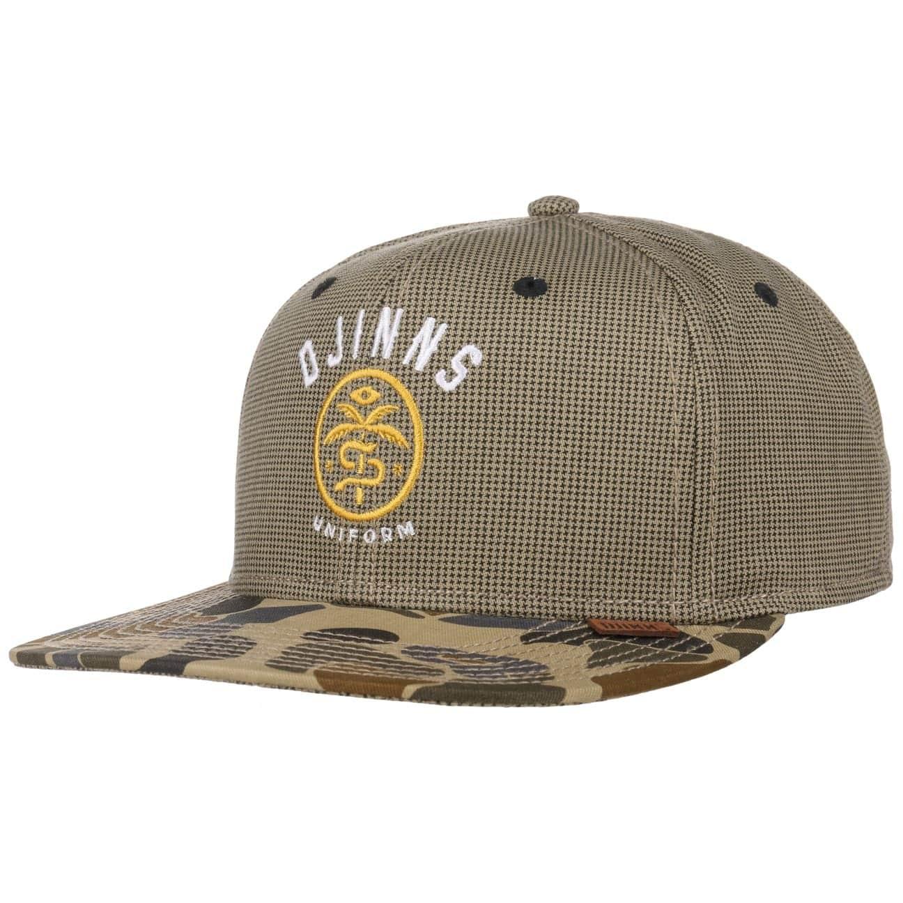 Casquette Camo Brim Snapback by Djinns  baseball cap