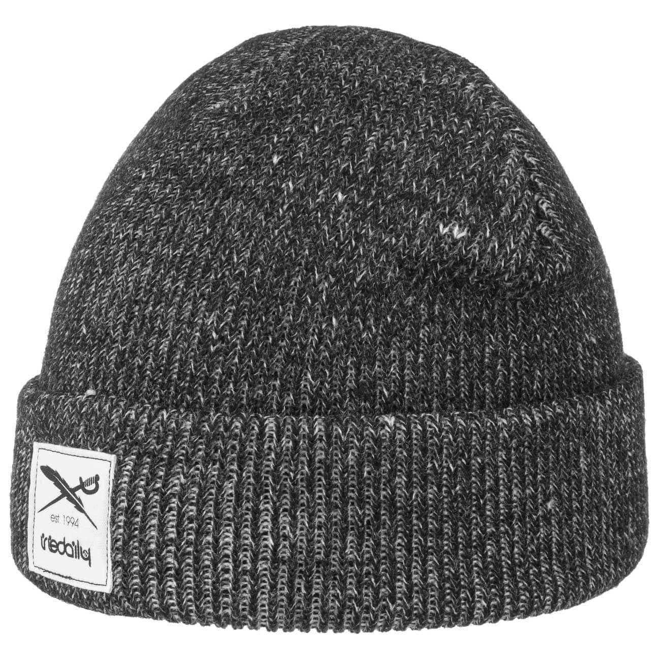 Bonnet Beanie Smurpher by iriedaily  bonnet à revers