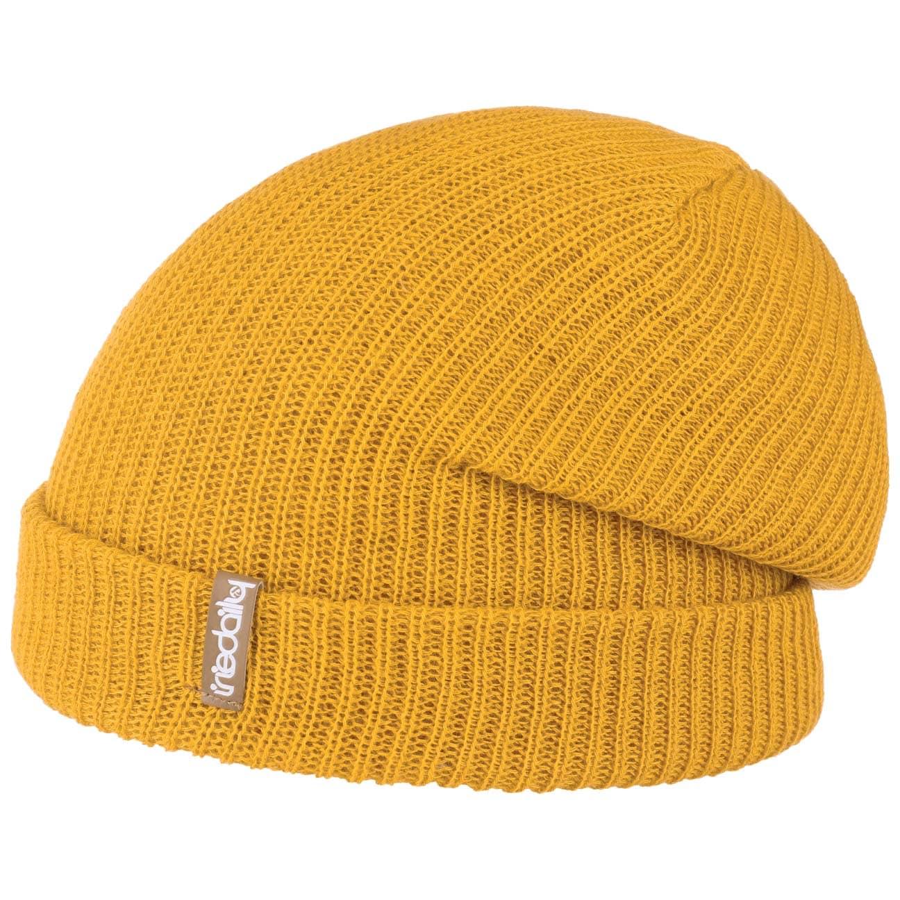 Bonnet Beanie Smurpher Light by iriedaily  bonnet à revers