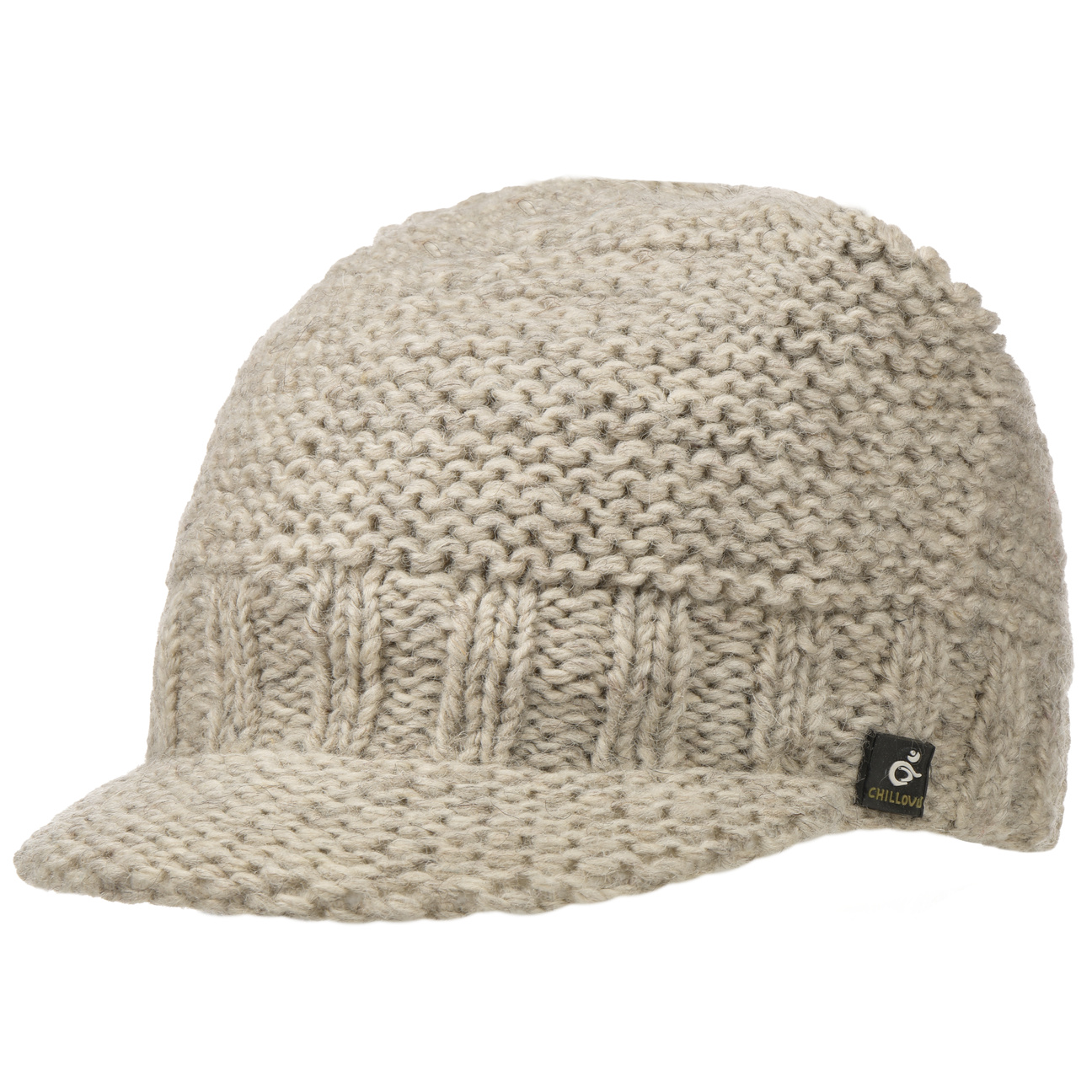 Bonnet en Tricot Inverno Wool by Chillouts  bonnet de ski