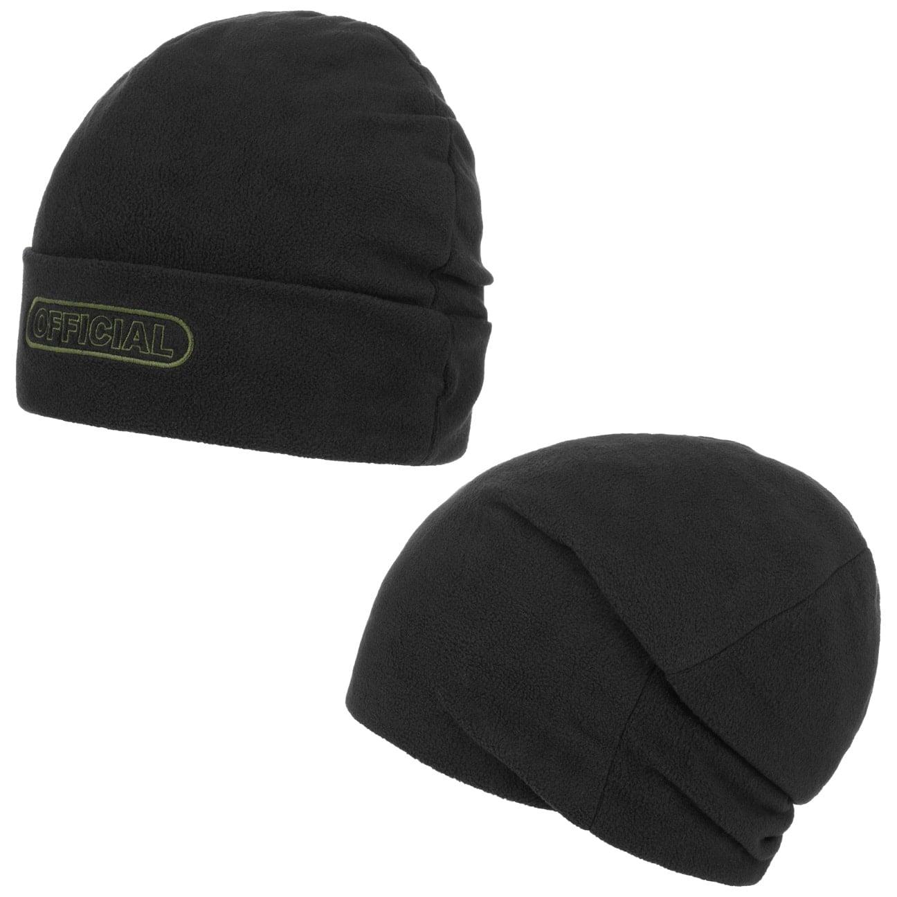 Bonnet Beanie Blackslope by Official Headwear  bonnet de grande taille