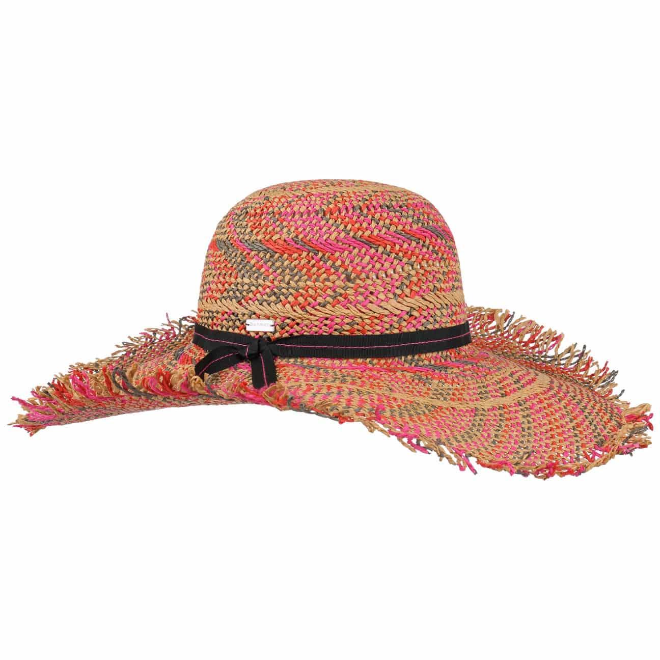 Capeline Tulum by Betmar  chapeau de soleil