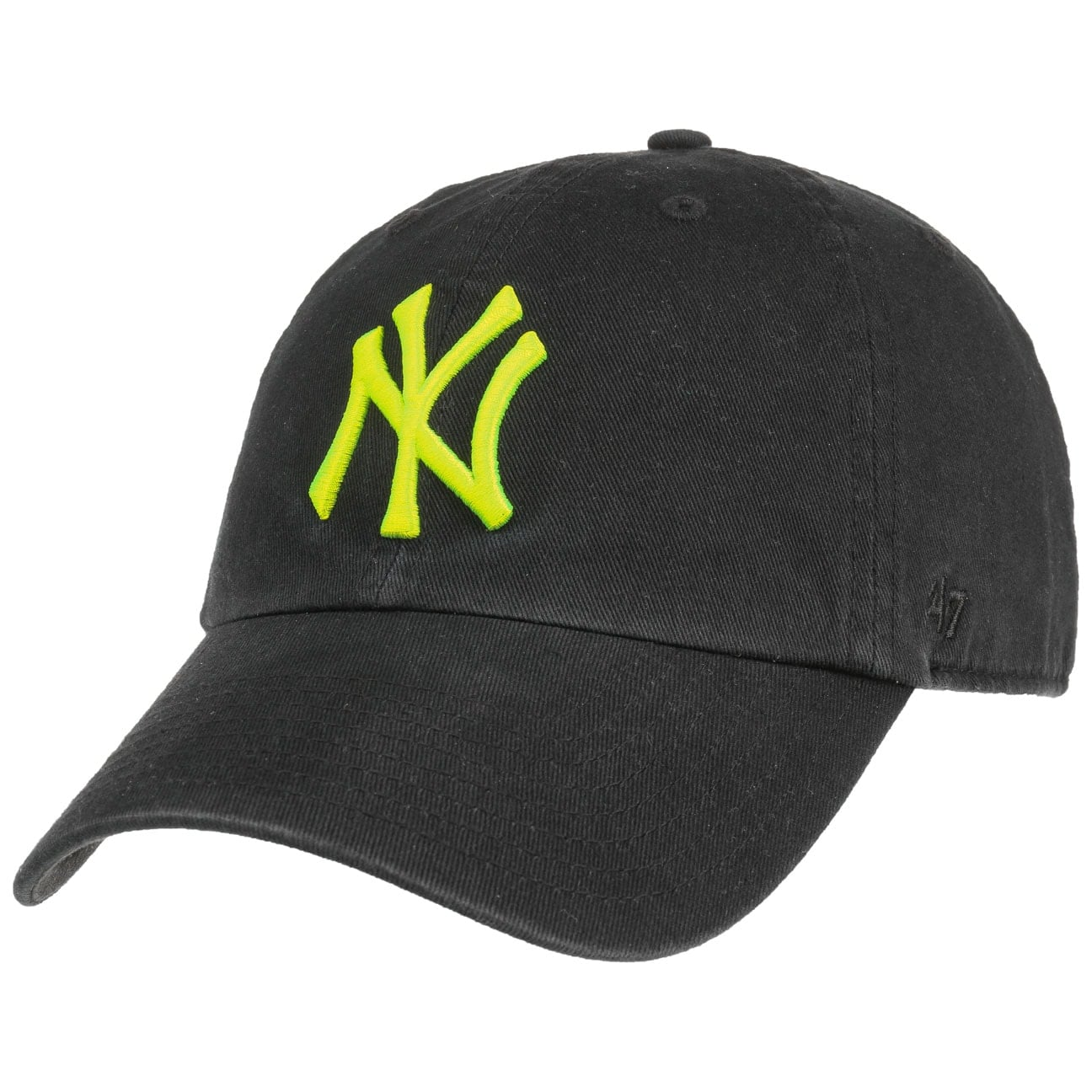Casquette Clean Up Yankees Neon by 47 Brand  baseball cap