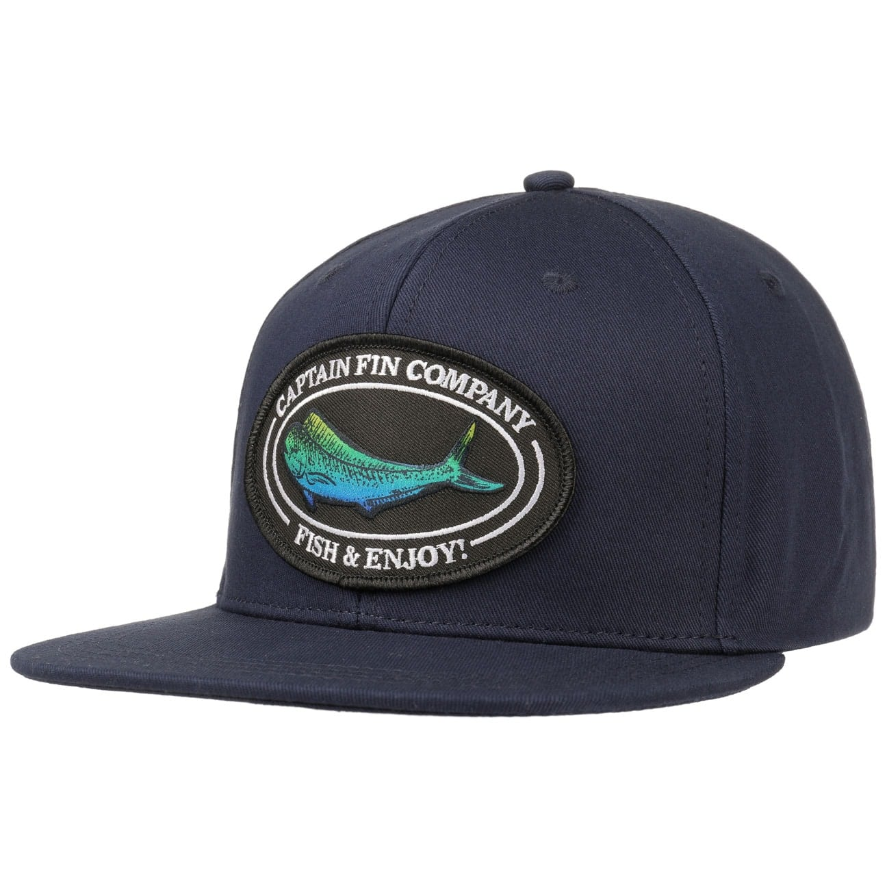 Casquette Snapback Dolphinfish by Captain Fin  baseball cap