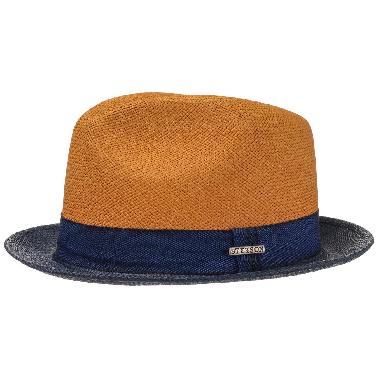 Chapeau Twotone Player Panama 2/3 by Stetson  chapeau de plage