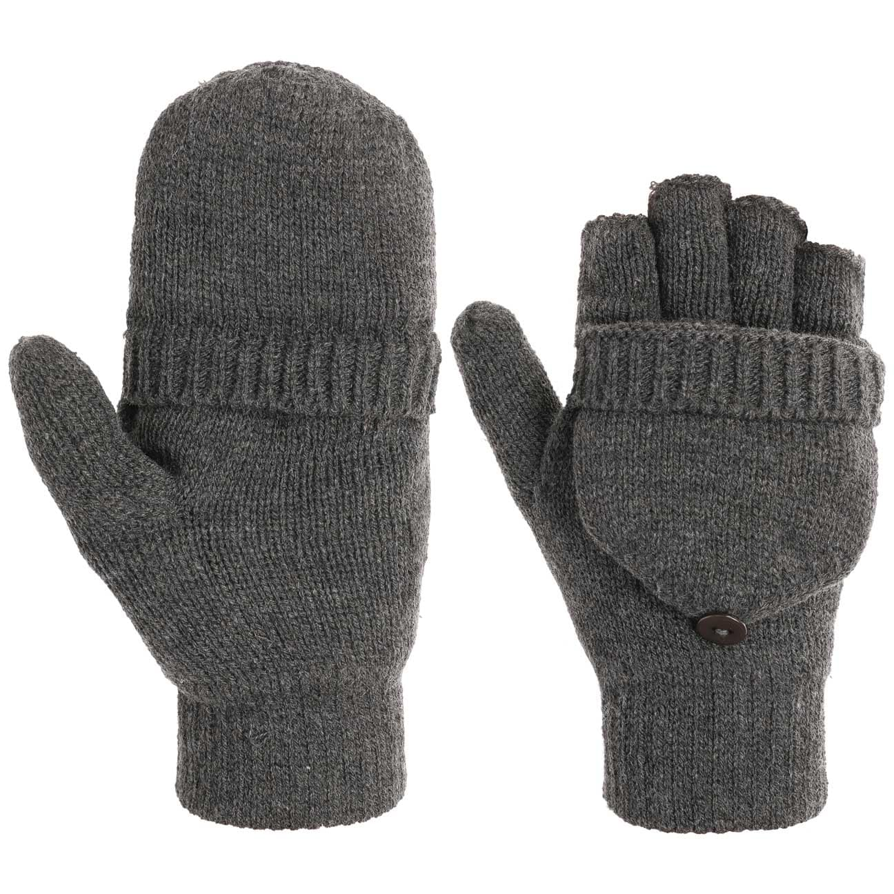 Gants Thinsulate Fingerless by Lipodo  gants en tricot