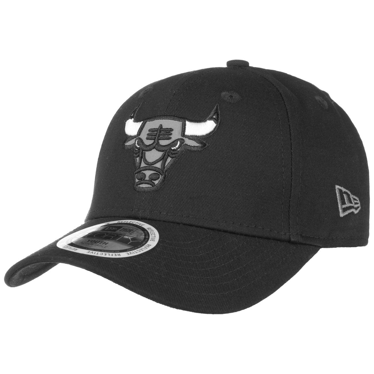 Casquette 9Forty Junior Reflect Bulls by New Era  baseball cap