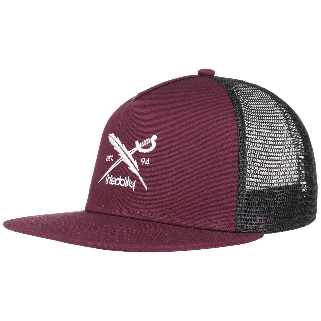 Casquette Trucker City Mesh by iriedaily  casquette de baseball