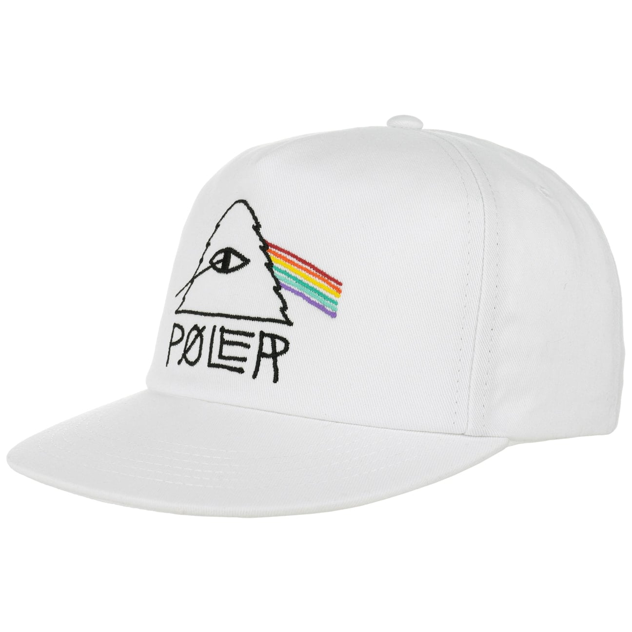 Casquette Psychedelic Snapback 2 by Poler  baseball cap